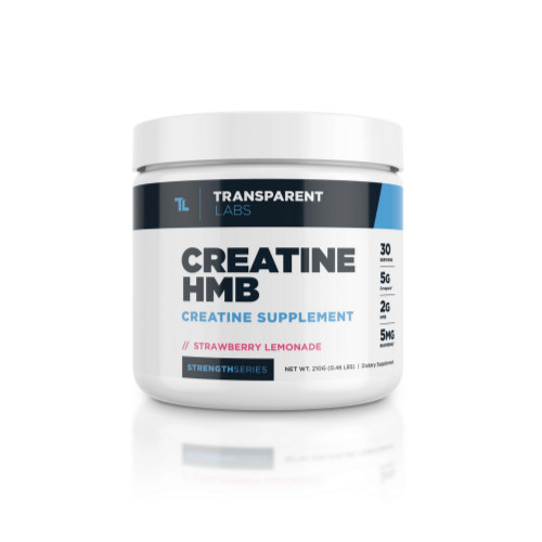 Transparent Labs Creatine HMB