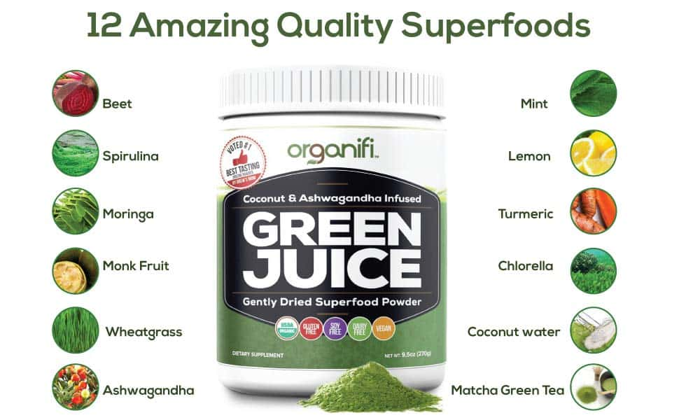 Organifi Green Juice Review: My True Experience [2019]