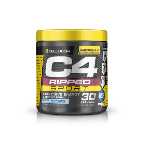 Cellucor C4 Ripped Sports