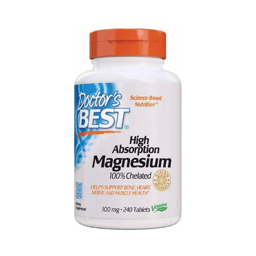 Doctor's Best High Absorption Magnesium Glycinate