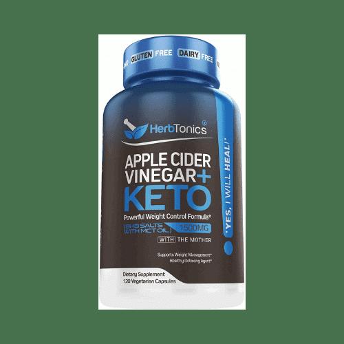 Herbtonics Apple Cider Keto Diet Pills