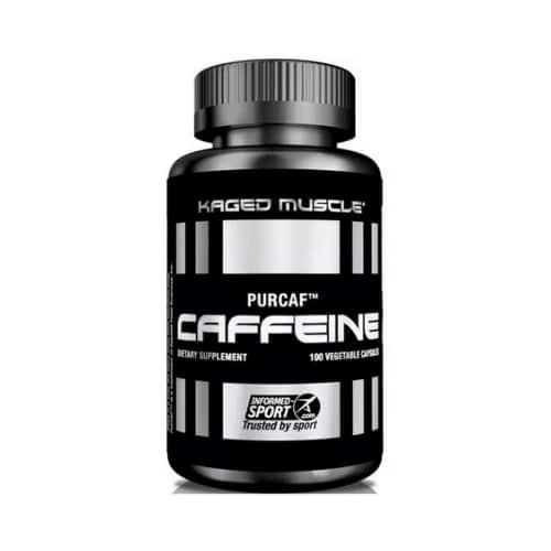 Kaged Muscle Natural Caffeine Pills