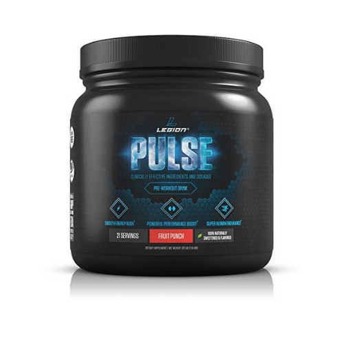 Legion Pulse Pre-Workout Powder