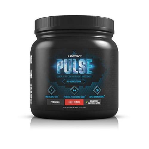 Legion Pulse Pre-Workout Powder