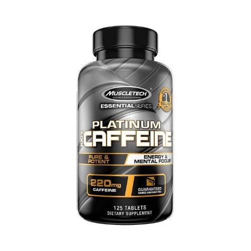 Muscletech Platinum Caffeine Pills