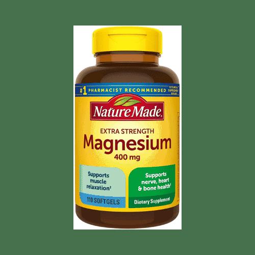 Nature's Made Extra Strength Magnesium Oxide