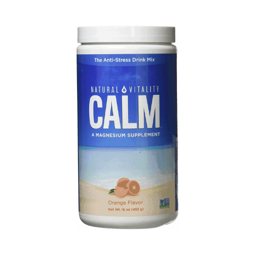Nature's Vitality Calm Magnesium Citrate