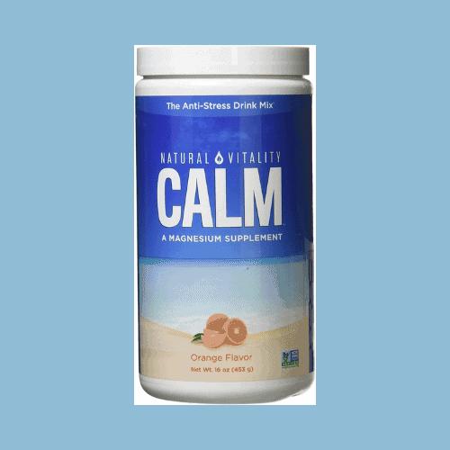 Nature's Vitality Calm Magnesium Citrate