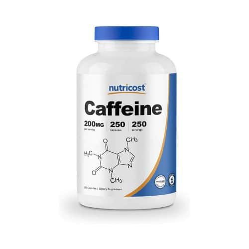 Nutricost Caffeine Pills