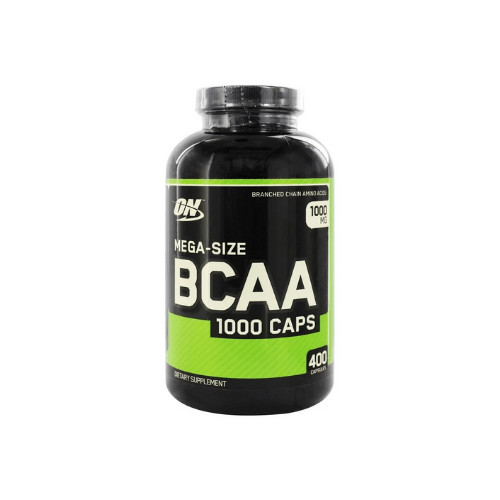 Optimum Nutrition BCAA Capsules