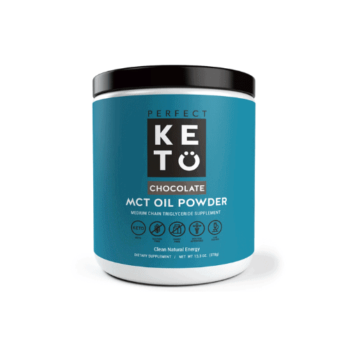 Perfect Keto C8 MCT Oil Powder