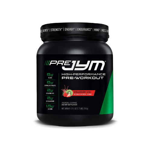 Pre-Jym Pre-Workout Powder