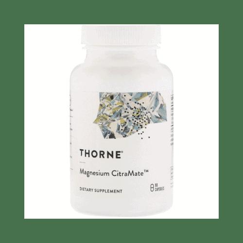Thorne Magnesium Citramate Supplements