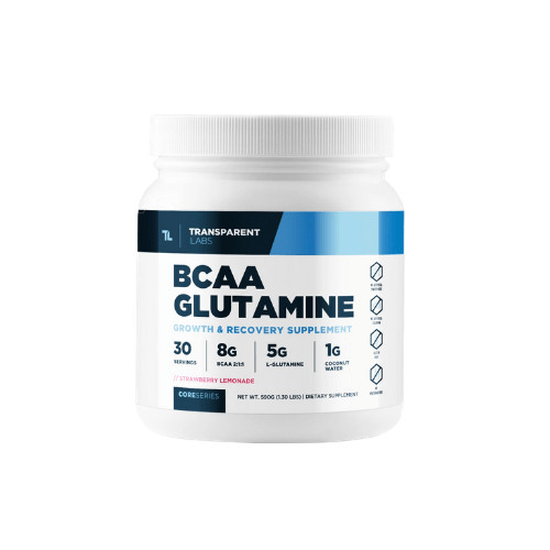 Transparent Labs CoreSeries BCAA Glutamine
