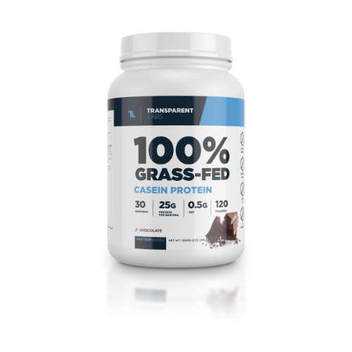 Transparent Labs Grass-Fed Casein