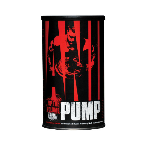 Universal Nutrition Animal Pump Pre-Workout