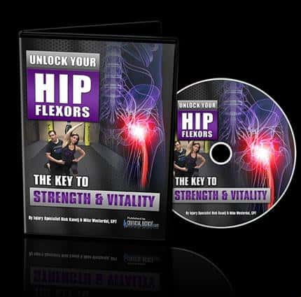 unlock your hip flexors cover