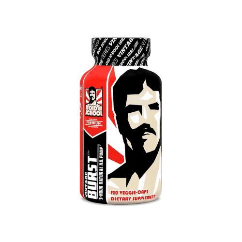 Vintage Burst Nitric Oxide Booster