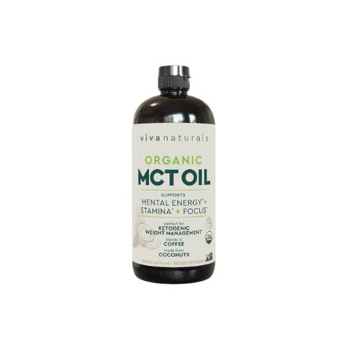 Viva Naturals Organic MCT Oil