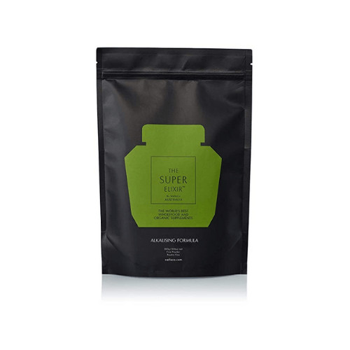 WelleCo Natural Super Elixir Greens
