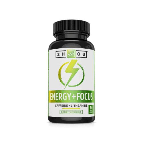 Zhou Nutrition Energy + Focus