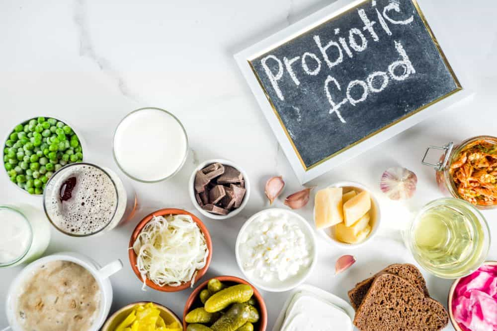 Super Healthy Probiotic Fermented Food Sources
