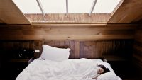 Trouble Sleeping? Try a Bedtime routine
